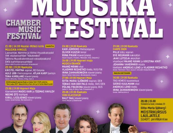 Muusikute fond PLMF – Planet of Talent – Muusikute fond Eestis
